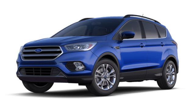 2019 Ford Escape SEL SUV Front-Wheel Drive (F